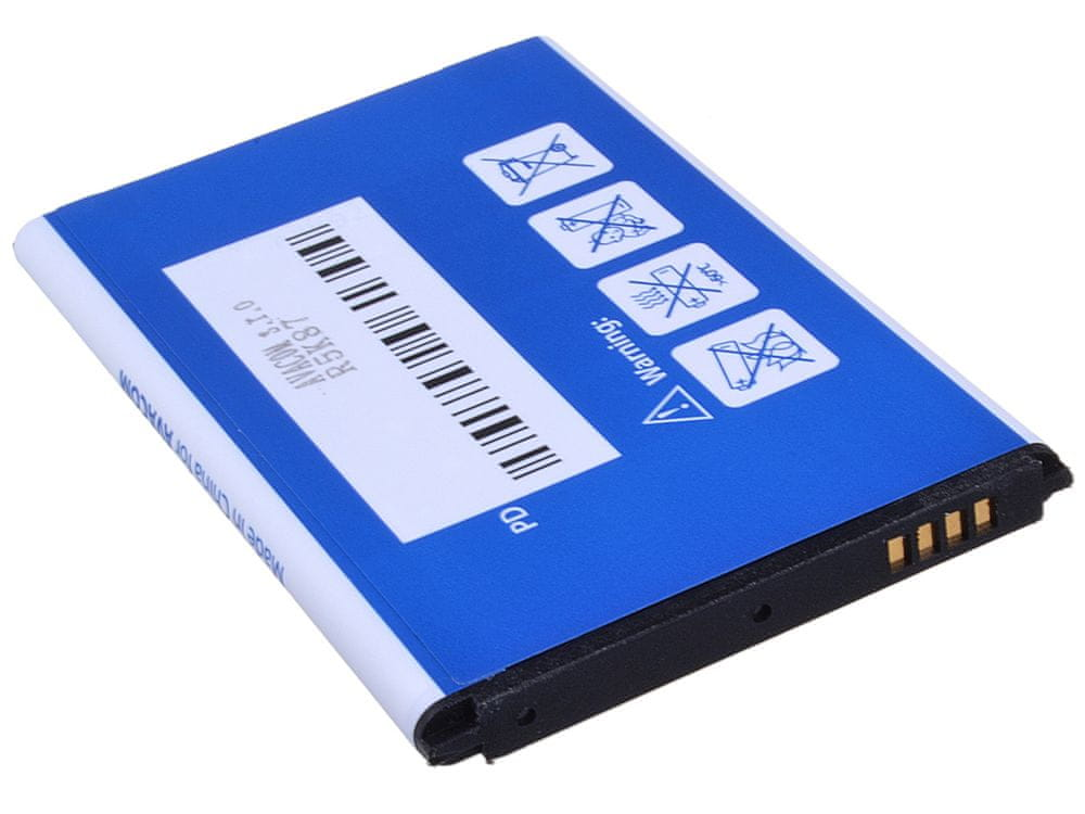 Avacom baterie Samsung N9005 Galaxy NOTE 3, Li-Ion 3,7V 3200mAh (náhrada EB-B800BEB) GSSA-N9000-S3200A