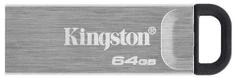 Kingston DataTraveler Kyson USB spominski ključ, 64 GB