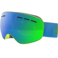 Laceto Brýle lyžařské dětské SNOWBALL, zelené