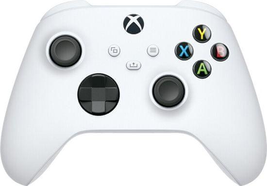 Microsoft Xbox Wireless Controller, biały (QAS-00002)