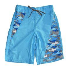 Fin Fun Kraťasy Shark Board Shorts, L