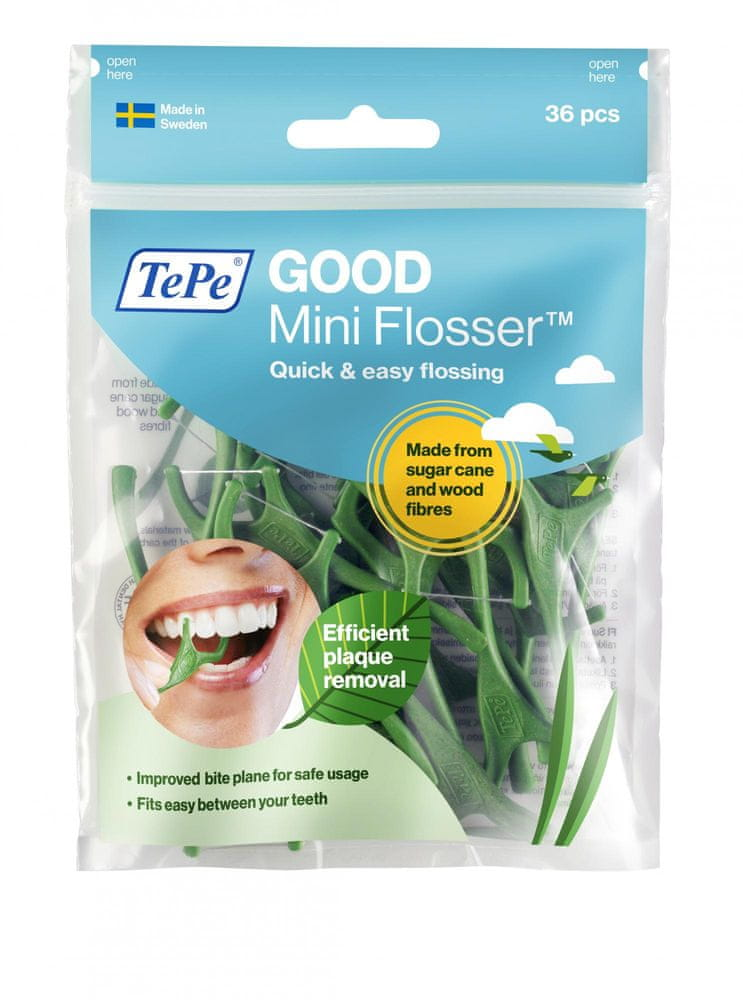 Tepe GOOD Mini Flosser, 36 ks