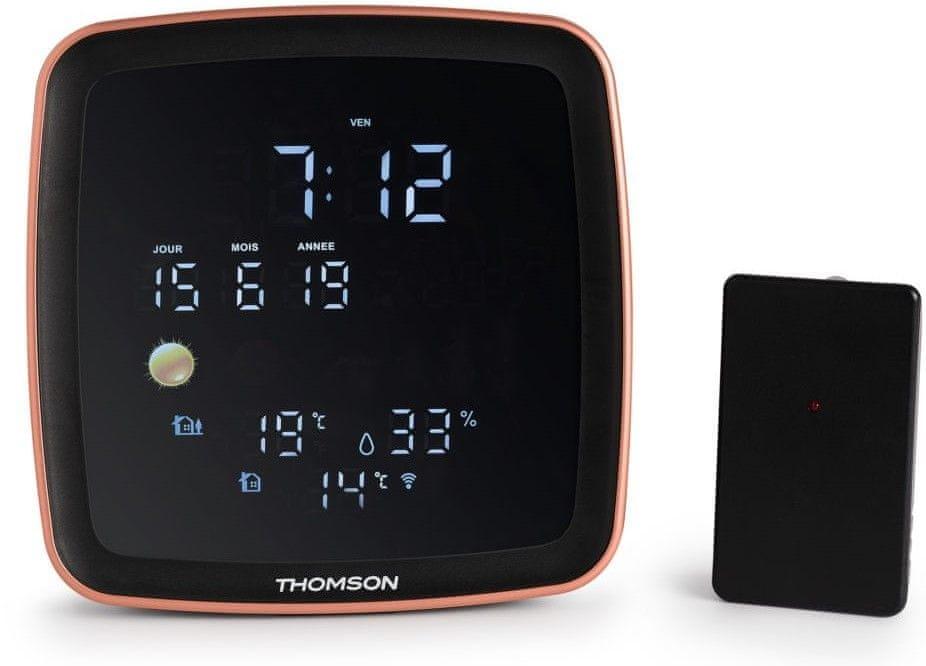 Thomson CT500BT, černá