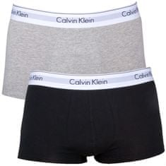 Calvin Klein 2PACK pánske boxerky viacfarebné (NB1086A - BHY) - veľkosť L