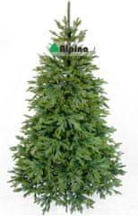 Alpina Vánoční stromek Smrk PE 100% 180 cm