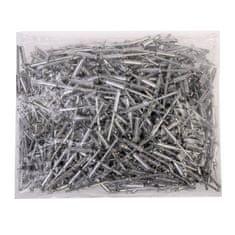 Tundra Výfukové nýty krep, hliník-ocel, 4 x 16 mm