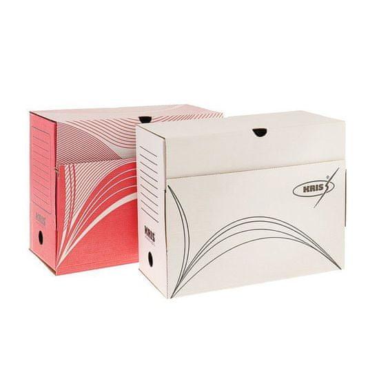 Kris 5 ks, archivní box а4, 150 mm microhofrockart,, mics