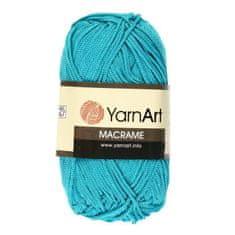 """YarnArt Příze """"macrame macrame"""" 100% polyester 130m / 90gr (152"""