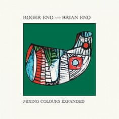 Brian & Roger Eno: Mixing Colours Expanded (2x CD) - CD