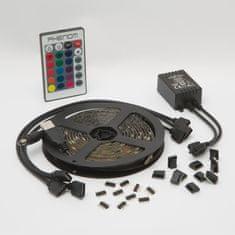 PHENOM RGB USB LED pásik s ovládačom