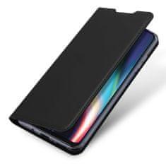 Dux Ducis Skin Pro knjižni usnjeni ovitek za Motorola Moto G 5G Plus, črna