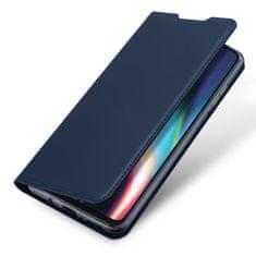 Dux Ducis Skin Pro knjižni usnjeni ovitek za Motorola Moto G 5G Plus, modro