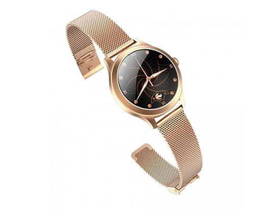 ARMODD Candywatch Premium zlatá, dámske smart hodinky (smartwatch)