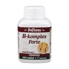 MedPharma B-komplex Forte - 107 tablet