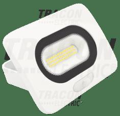 Tracon Electric Led reflektor venkovní 30W s pohybovým čidlem bílý 4000K RSMDLFM30 Tracon electric