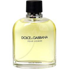 Dolce & Gabbana Pour Homme - EDT TESTER 125 ml