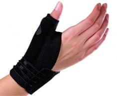 Futuro opornica za palec, črna, S-M