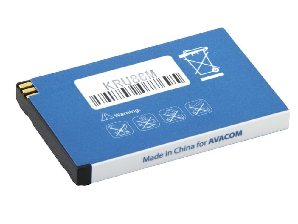 Avacom baterie do mobilu Aligator A300 Li-Ion 3,7V 1100mAh GSAG-A300-1100