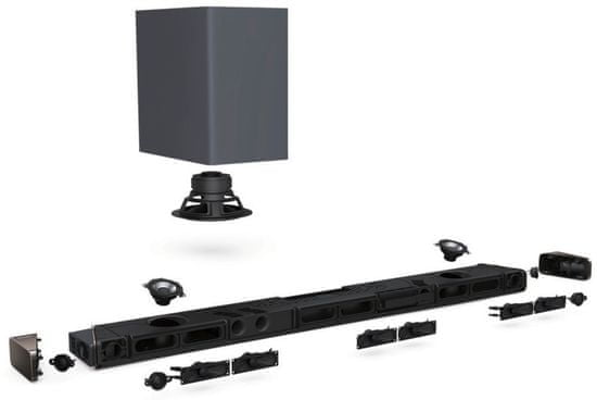 Philips soundbar B95/10