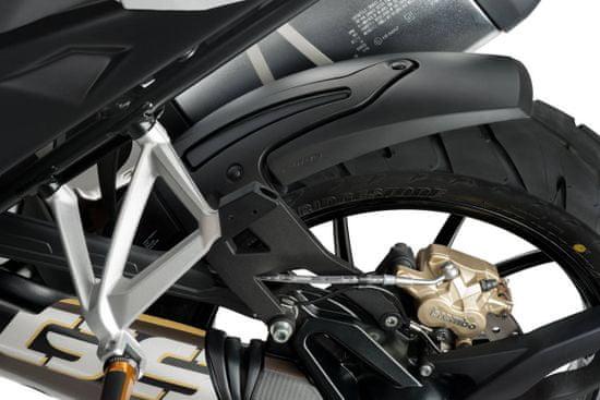 PUIG zadnji blatnik za BMW R1250GS / GSA / R1200GS / GSA / Rallye, črn