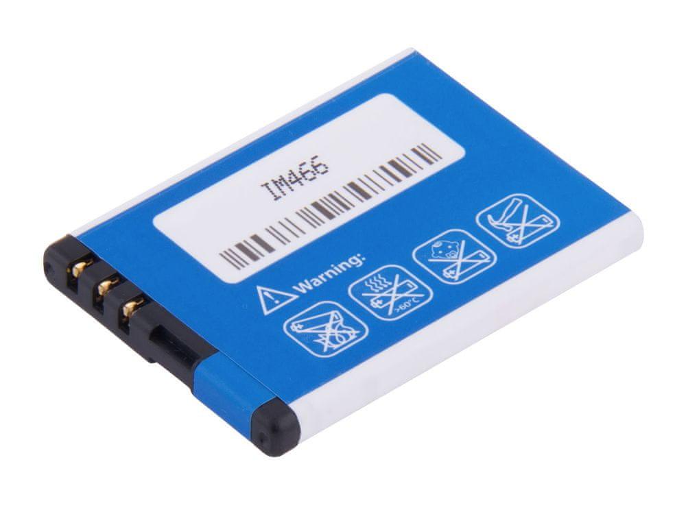 Avacom baterie do mobilu Nokia 6111 Li-Ion 3,7V 750mAh (náhrada BL-4B) GSNO-BL4B-S750