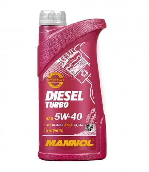 Mannol Diesel Turbo 5W-40, 1 l