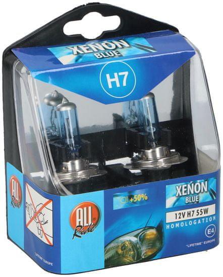 Harmony auto žarulja Xenon Super White 12V/H7, bijela, 2 kom