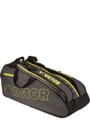 Victor Doublethermobag 9110 torba, sivo-rumena