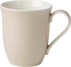 Villeroy & Boch skodelica, 0,35 ml Col. Loop Sand