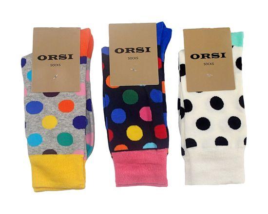 ORSI Veselé ponožky velikost 38-44 (POVE-AS44-11)