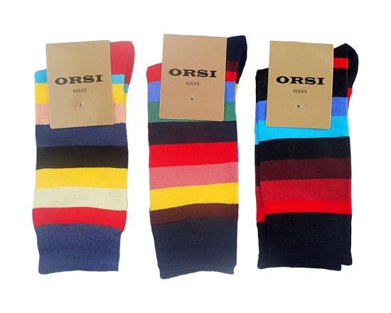 ORSI Veselé ponožky velikost 41-46 (POVE-AS41-16)