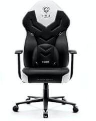 Diablo Chairs X-Gamer 2.0, fekete/fehér (5902560337495)