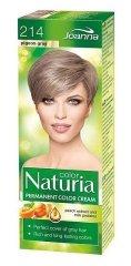 Joanna 214 - Barva na vlasy NATURIA COLOR - POPELAVÁ