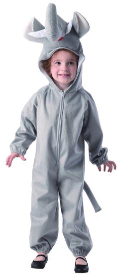 MaDe karnevalski kostim - slon