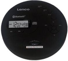 LENCO CD-300, černá