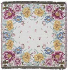 Metrax Craye Belgium Ubrus - gobelín Floral