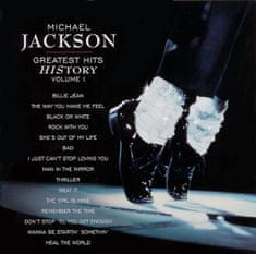 Jackson Michael: Greatest Hits / History Volume 1 - CD