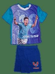 Sun City Chlapecký fotbalový modrý dres Messi Vel: