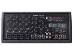 Dexon DEXON Výkonový mixážní pult s Mp3 přehrávačem PMS 410, 27_002 + DÁREK Metr svinovací 2 m x 16 mm žluto - černý, TO-10122.
