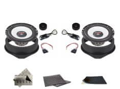 Audio-system SET - přední reproduktory do Audi A6 C7 (2011-2018) - Audio System M