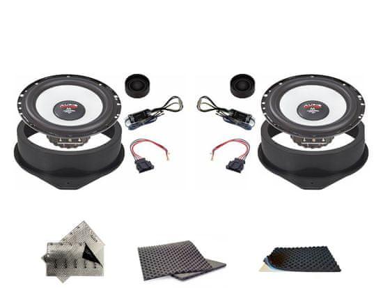 Audio-system SET - přední reproduktory do Audi A3 8P (2003-2013) - Audio System M