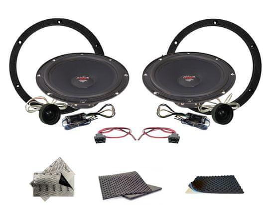 Audio-system SET - přední reproduktory do Audi A4 B8 (2008-2015) - Audio System