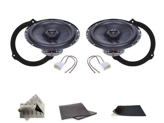 Audio-system SET - zadní reproduktory do Ford C-MAX (2003-2010)- Audio System MXC