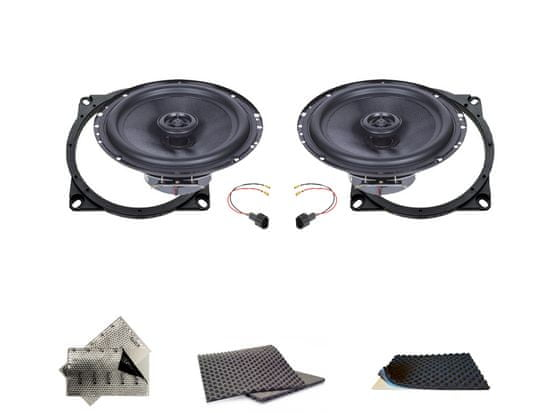 Audio-system SET - zadní reproduktory do Hyundai Getz (2002-2009)- Audio System MXC