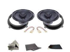 Audio-system SET - zadní reproduktory do Kia Carens IV (2013-)- Audio System MXC