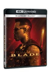Blade (2 disky) - Blu-ray + 4K Ultra HD