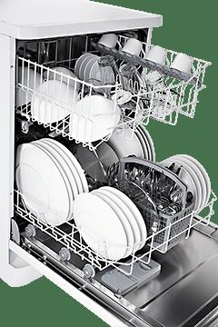 ECG myčka nádobí EDF 6023 WE