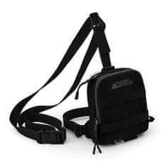 Kappa RA307R2BK nožna torbica, črna