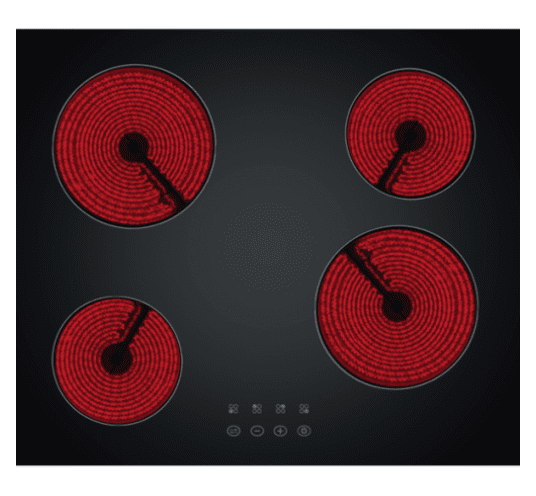 Simfer staklokeramička ploča za kuhanje 6040 DECB
