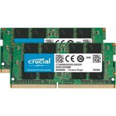 Crucial pomnilnik (RAM), 2 x 8 GB, DDR4, 2666 MT/s, CL19 (CT2K8G4SFRA266)